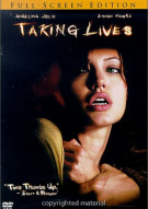 Taking Lives (Fullscreen) Movie