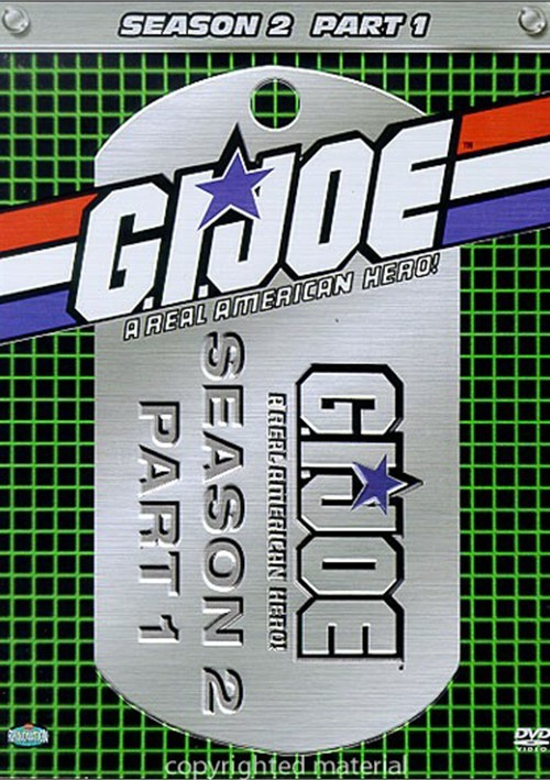 G.I. Joe: Season 2, Part 1 Movie