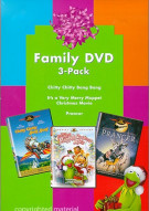 Christmas Fare 3 Pack Giftset Movie