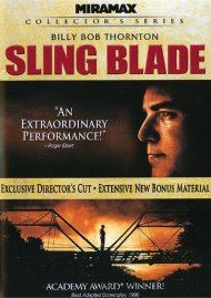 Sling Blade: Collectors Series Movie