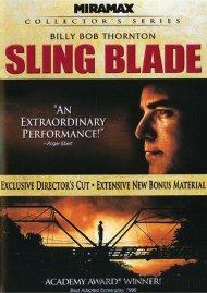 Sling Blade: Collectors Series Movie