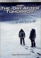 Day After Tomorrow, The: Collectors Edition Movie