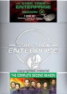 Star Trek: Enterprise - The Complete Second Season Movie