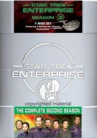 Star Trek: Enterprise - The Complete Second Season Movie
