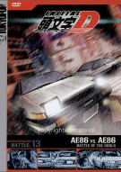 Initial D: Battle (V. 13) - Battle Of The Souls Movie