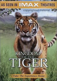 IMAX: Kingdom Of The Tiger Movie