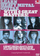 Learn Heavy Metal Guitar With 6 Great Masters! Movie