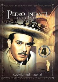 Pedro Infante: Edicion Especial (4 Pack) Movie