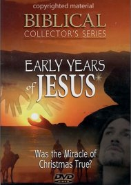 Biblical Collectors Series: Early Years Of Jesus Movie