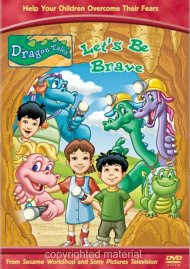 Dragon Tales: Lets Be Brave Movie