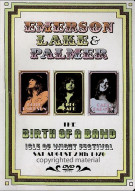 Emerson Lake & Palmer: The Birth Of A Band: Isle Of Wight 1970 Movie