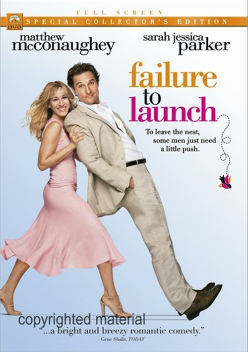 Failure To Launch (Fullscreen) Movie