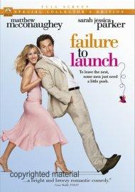 Failure To Launch (Fullscreen) Movie
