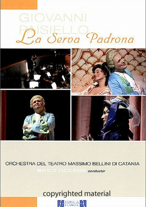 La Serva Padrona Movie