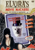 Elviras Movie Macabre: The Werewolf Of Washington Movie