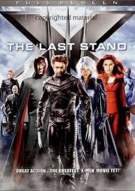 X-Men: The Last Stand (Fullscreen) Movie