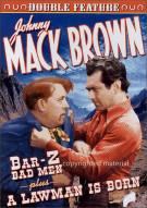 Bar-Z Bad Men / A Lawman Is Born (Alpha) Movie