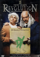 WWE: New Years Revolution 2007 Movie