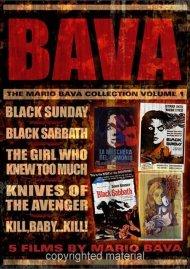 Bava: The Mario Bava Collection - Volume 1 Movie