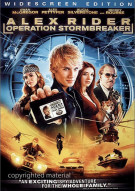Alex Rider: Operation Stormbreaker (Widescreen) Movie