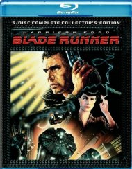 Blade Runner: Complete Collectors Edition Blu-ray