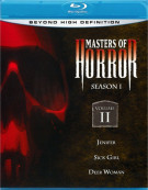 Masters Of Horror: Season One - Volume Two Blu-ray