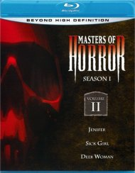 Masters Of Horror: Season One - Volume Two Blu-ray