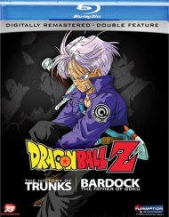 Dragon Ball Z: The History Of Trunks / Bardock: The Father Of Goku (Double Feature) Blu-ray