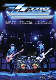 ZZ Top: Live From Texas Movie