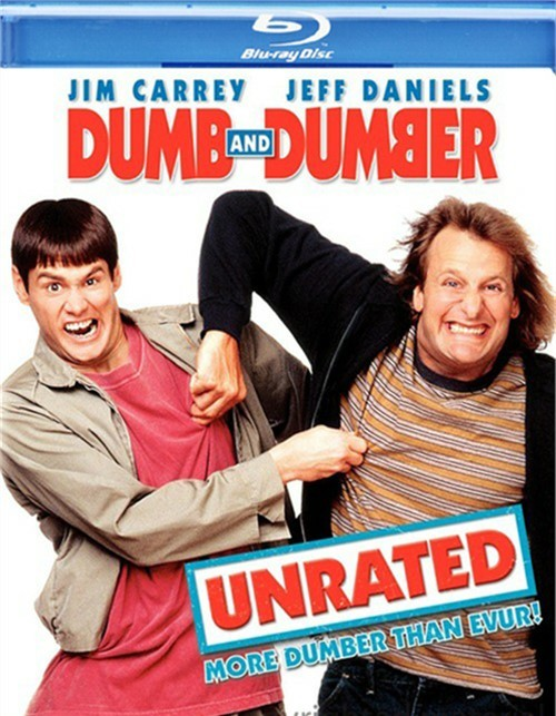 Dumb And Dumber: Unrated Blu-ray