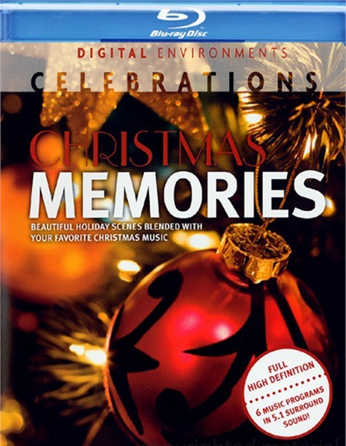 Christmas Memories Blu-ray