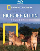 National Geographic: Ultimate High-Definition Collection Blu-ray
