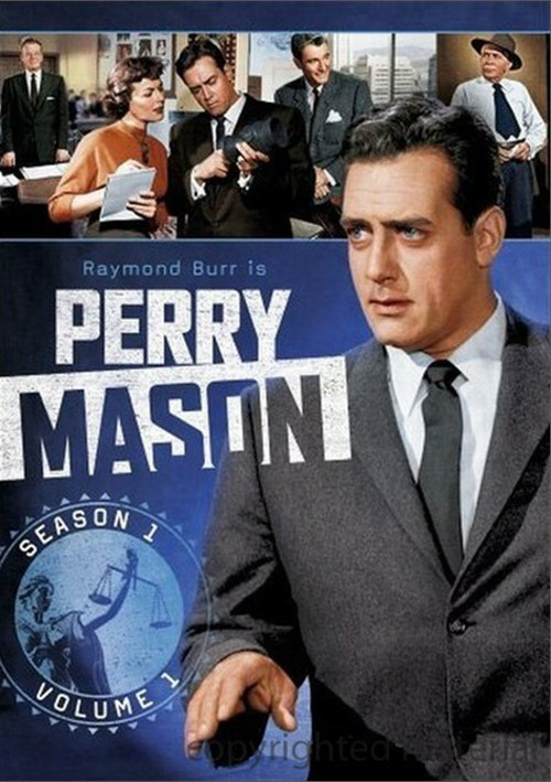 Perry Mason: Seasons 1 - 4 Movie