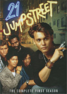 21 Jump Street: The Complete First Season Movie