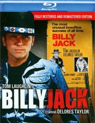 Billy Jack: Remastered Edition Blu-ray