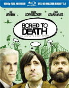 Bored To Death: The Complete First Season Blu-ray