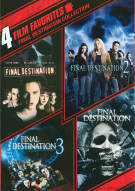 4 Film Favorites: Final Destination Collection Movie
