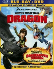 How To Train Your Dragon Blu-ray