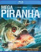 Mega Piranha Blu-ray