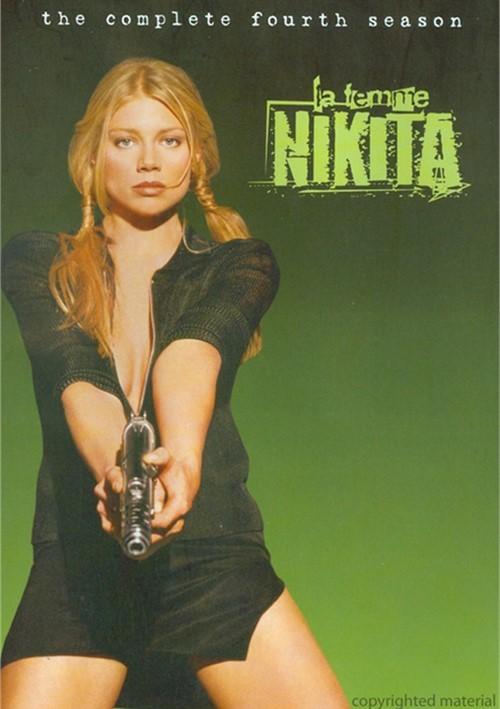 La Femme Nikita: The Complete Fourth Season Movie