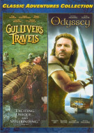 Gullivers Travels / The Odyssey (Double Feature) Movie