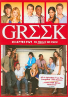 Greek: Chapter Five - The Complete 3rd Season Movie