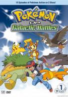 Pokemon: Diamond & Pearl Galactic Battles - Vol. 1 Movie