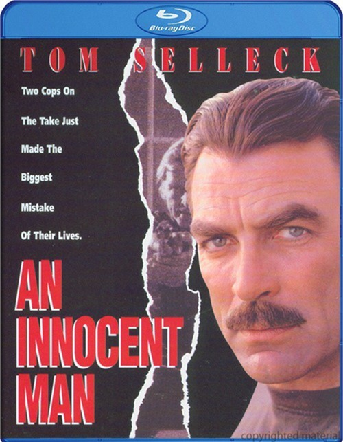 Innocent Man, An  Blu-ray