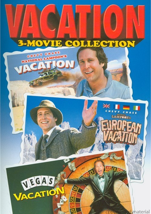 Vacation: 3-Movie Collection (DVD)