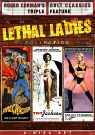 TNT Jackson / Firecracker / Too Hot To Handle (Lethal Ladies Collection Volume 1) Movie