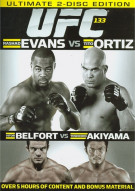 UFC 133: Evans Vs. Ortiz Movie