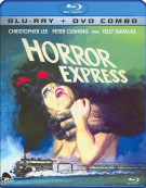 Horror Express (Blu-ray + DVD Combo) Blu-ray