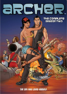 Archer: The Complete Season Two Movie