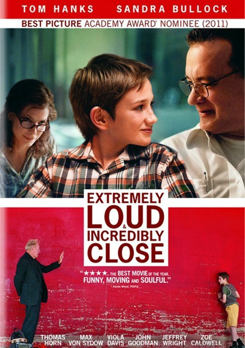 Extremely Loud & Incredibly Close Movie